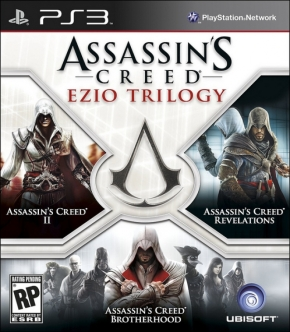'Assassin's Creed Ezio Trilogy' Coming toPS3