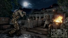'Medal of Honor: Warfighter' Single PlayerGameplay
