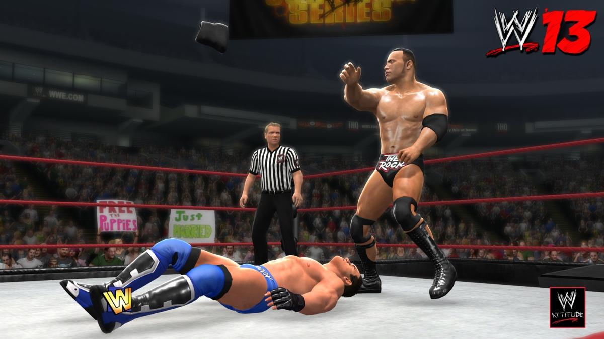 The People's Screenshots of 'WWE 13'