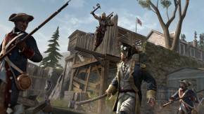 THE 'ASSASSIN'S CREED III' LAUNCH TRAILER IS FULL OF ASSASSINATIONS