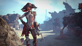 Borderlands 2's Captain Scarlett DLC Releasing October 16
