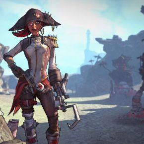 Borderlands 2's Captain Scarlett DLC Releasing October16