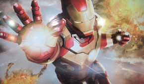 'Iron Man 3′ Teaser Trailer is Heavy on The Teasing