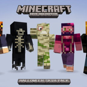 55 Halloween Costume Skins Coming to 'Minecraft' Tomorrow