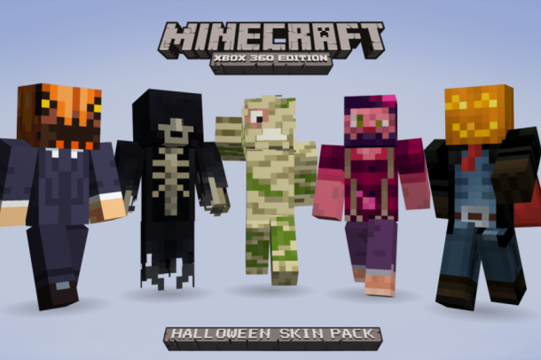 55 halloween costume skins coming to minecraft tomorrow pixel on voltagebd Images