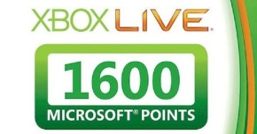 Giveaway: 1600 MicrosoftPoints