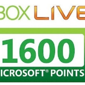 Giveaway: 1600 Microsoft Points