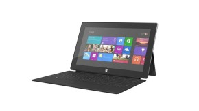 Microsoft's Surface With Windows RT Tablet Launches October26