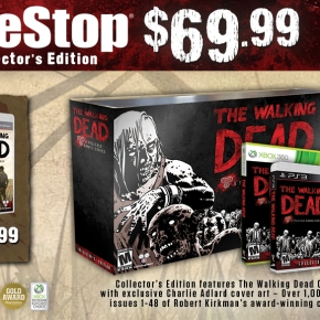 Telltale's 'The Walking Dead' Getting Gamestop Exclusive Collector's Edition