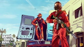 Will Smith Clearly the Protagonist of 'GTAV'