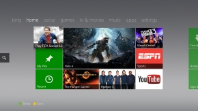 Xbox LIVE Dashboard Update Begins Rollout Today