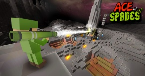 'Minecraft' Inspired FPS 'Ace of Spades'Announced