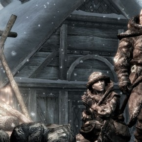 First Screenshots of Skyrim's Dragonborn DLCReleased