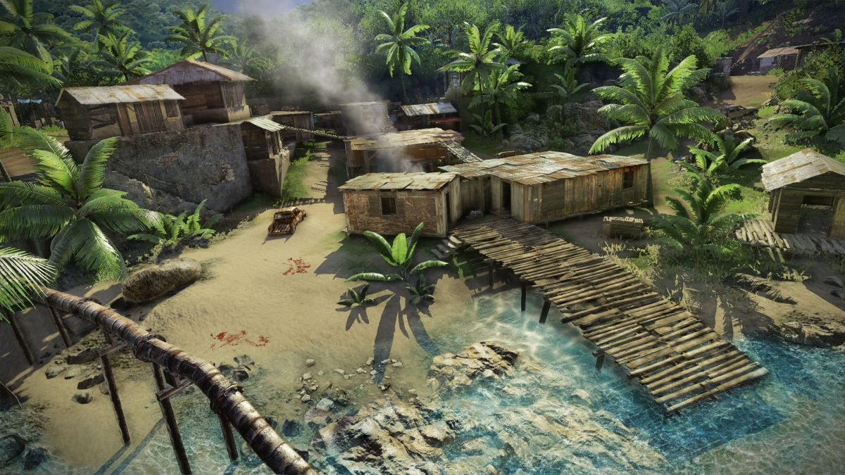 Here S A Look At Far Cry 3 S Map Editor Pixel Related
