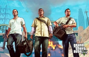 New 'Grand Theft Auto V' Trailer
