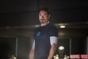 New 'Iron Man 3′ Images