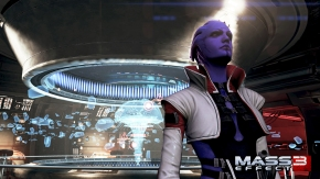 Here Are Some Screenshots of Mass Effect 3's OmegaDLC