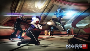 Review: Mass Effect 3 Omega DLC