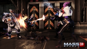 Mass Effect 3′s Omega DLC Launch Trailer