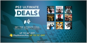 Nine PS3 Ultimate Editions on Sale Through PSN