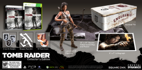 'Tomb Raider' Collector's Edition Revealed