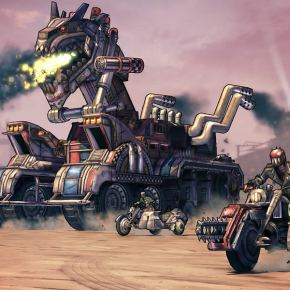 Borderlands 2's Torgue DLC Arrives Tomorrow