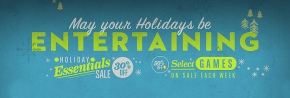 Playstation Holiday Sale Starts ThisWeek