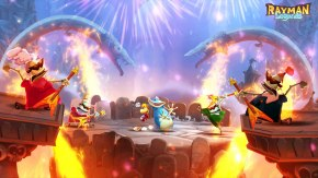 'Rayman Legends' Gets a Release Date, DemoSoon