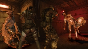 New Console Screenshots of 'Resident Evil: Revelations'