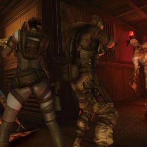 New Console Screenshots of 'Resident Evil: Revelations'