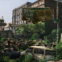Here Are Some Screenshots of The Mysterious Multiplayer Mode in 'The Last of Us'
