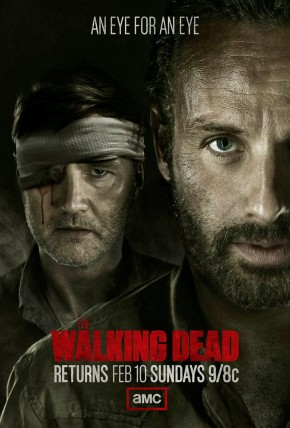'The Walking Dead' Mid-Season 3 PosterUnveiled