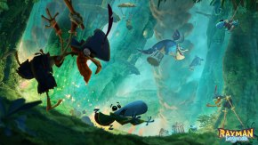 Rayman Legends Delayed Until September; No Longer Wii-UExclusive