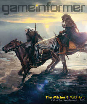 'Witcher 3' Announced Via GameInformer