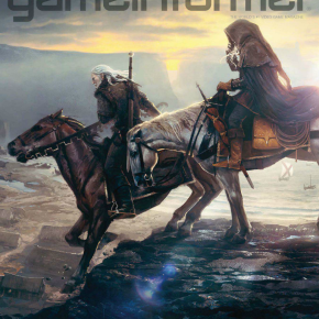 'Witcher 3' Announced ViaGameInformer