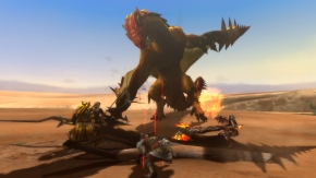 Monster Hunter 3 Ultimate Now Available, Here's A Live Action Trailer To Celebrate