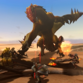 Monster Hunter 3 Ultimate Now Available, Here's A Live Action Trailer ToCelebrate