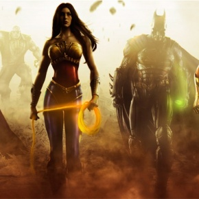 Check Out The 'Injustice: Gods Among Us' Launch Trailer