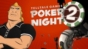Poker Night 2 Review: Poker…with References!