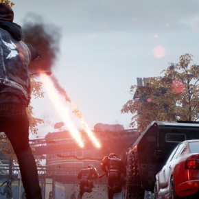 New 'Infamous: Second Son' Video Details Creating A Virtual Seattle