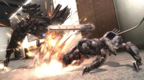 Metal Gear Rising Revengence: Blade Wolf DLC Review: Spay and Neuter YourPets