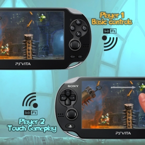 'Rayman Legends' Being Released On Vita As Well