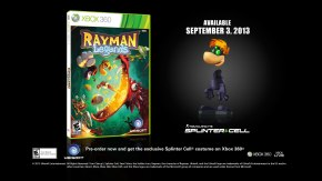 Here's A New 'Rayman Legends' Video, Pre-Order Character Skins Also Announced