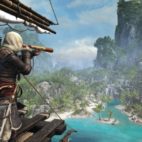 Here's A Stealth Gameplay Walkthrough Video of 'Assassin's Creed IV'