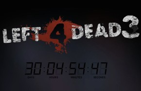 So There's This 'Left 4 Dead 3' Countdown Timer…..