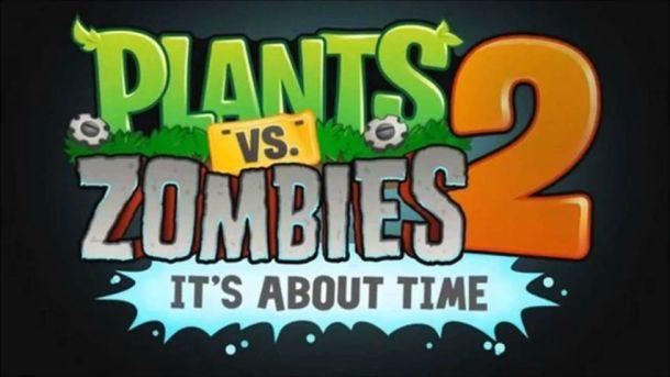 plants vs zombies 2 logo
