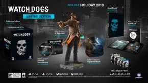 Ubisoft Reveals Contents of 'Watch Dogs' Limited Edition Bundle