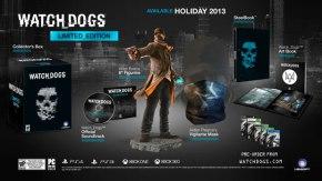 Ubisoft Reveals Contents of 'Watch Dogs' Limited EditionBundle