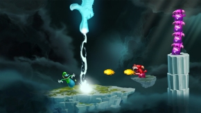 Mario & Luigi Costumes Available in 'Rayman Legends' on WiiU