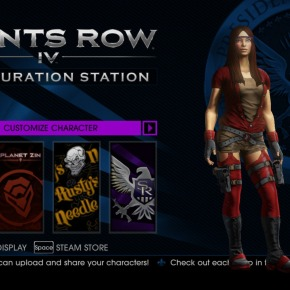 Saint's Row IV's Inauguration Station Now Available For Download
